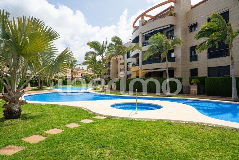 Appartement   à Javea pour 8 personnes avec piscine commune p0