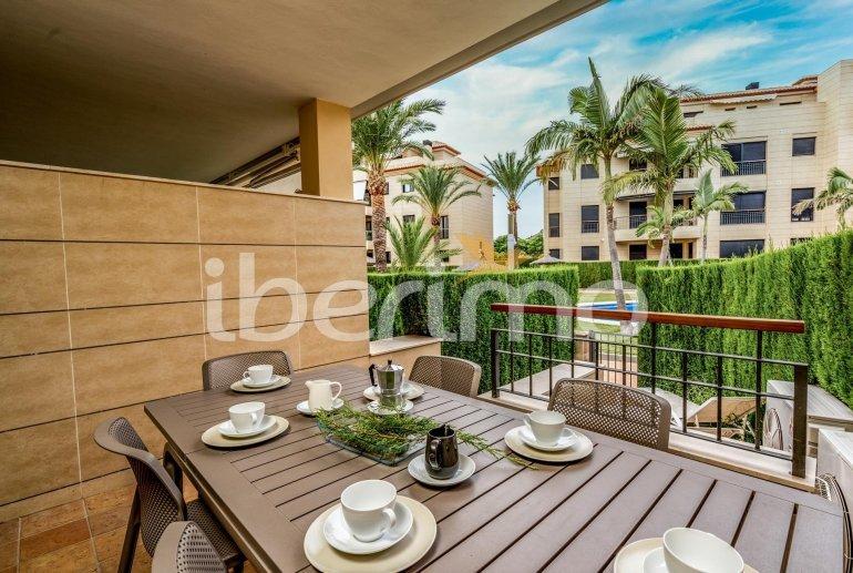 Appartement   à Javea pour 8 personnes avec piscine commune p1
