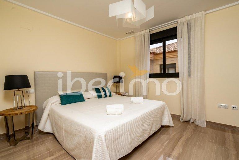 Appartement   à Javea pour 8 personnes avec piscine commune p6