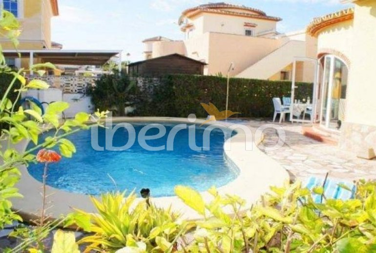 Villa   à Denia pour 6 personnes avec piscine privée et proche mer p0