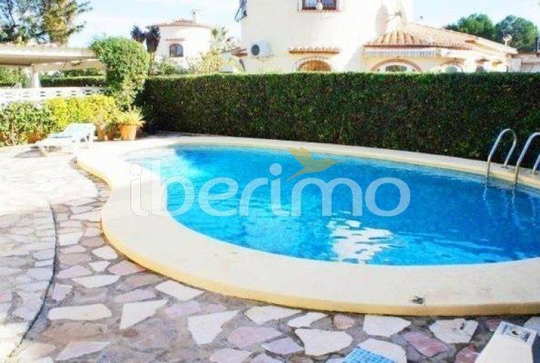 Villa   à Denia pour 6 personnes avec piscine privée et proche mer p1