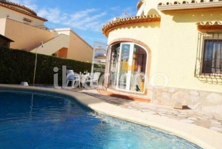 Villa   à Denia pour 6 personnes avec piscine privée et proche mer p3