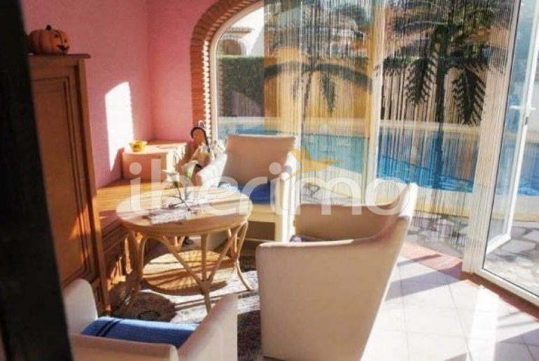 Villa   à Denia pour 6 personnes avec piscine privée et proche mer p5
