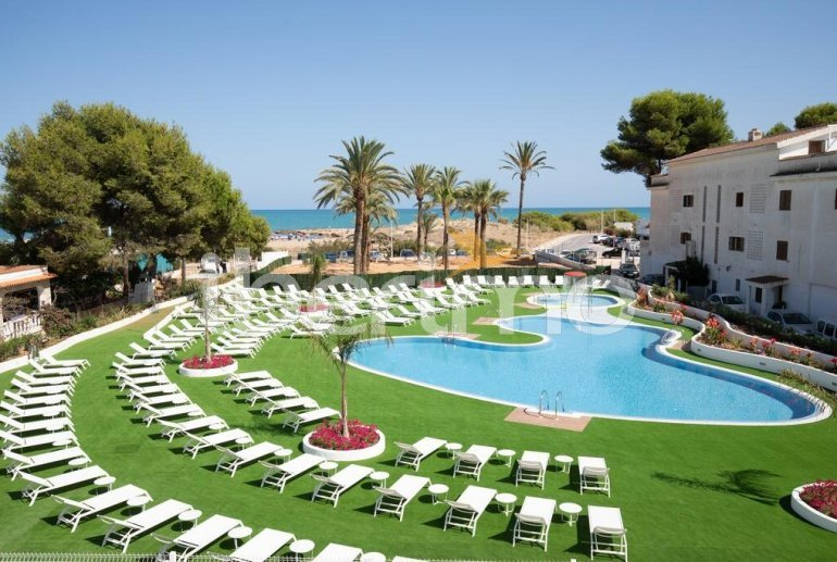 Appartement à Alcossebre pour 4 personnes dans complexe hôtelier avec piscine commune en front de mer p12