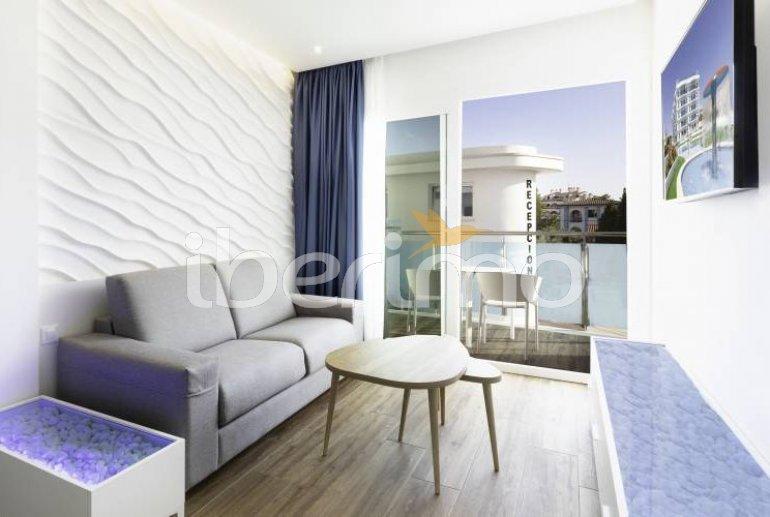 Appartement à Alcossebre pour 4 personnes dans complexe hôtelier avec piscine commune en front de mer p4