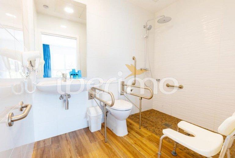 Appartement à Alcossebre pour 4 personnes dans complexe hôtelier avec piscine commune en front de mer et adapté mobilité réduite p12