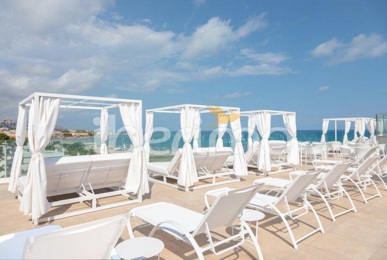 Appartement à Alcossebre pour 4 personnes dans complexe hôtelier avec piscine commune en front de mer et adapté mobilité réduite p16