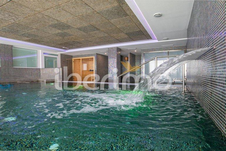 Appartement à Alcossebre pour 4 personnes dans complexe hôtelier avec piscine commune en front de mer et adapté mobilité réduite p23
