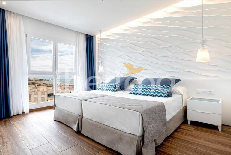 Appartement à Alcossebre pour 5 personnes dans complexe hôtelier avec piscine commune et vue latérale mer p15