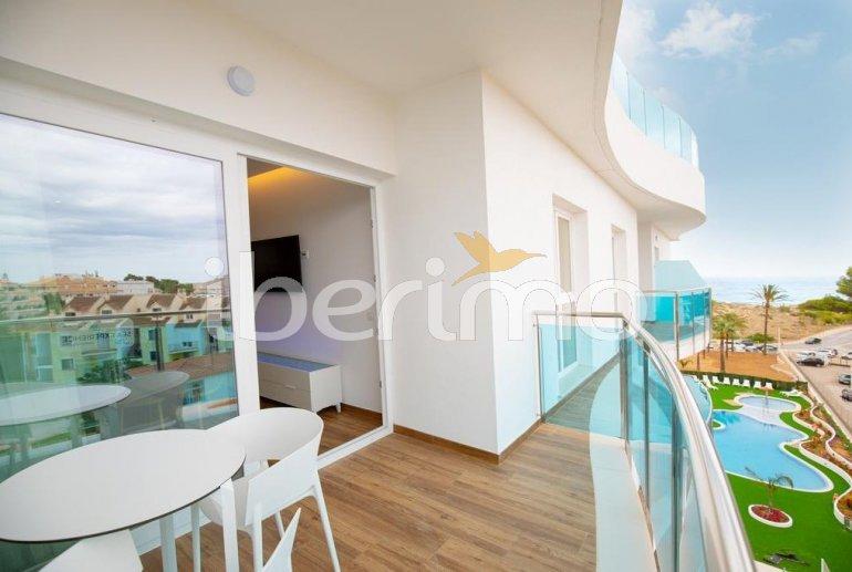 Appartement à Alcossebre pour 5 personnes dans complexe hôtelier avec piscine commune et vue latérale mer p7
