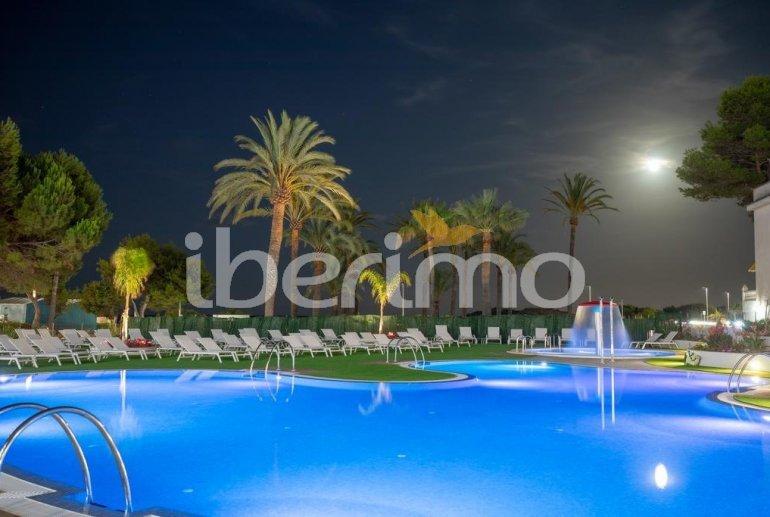 Appartement à Alcossebre pour 5 personnes dans complexe hôtelier avec piscine commune et vue latérale mer p19