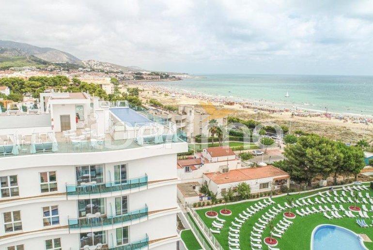 Appartement à Alcossebre pour 5 personnes dans complexe hôtelier avec piscine commune et vue latérale mer p41