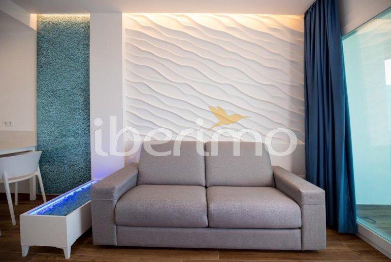 Appartement à Alcossebre pour 5 personnes dans complexe hôtelier avec piscine commune et vue latérale mer p9