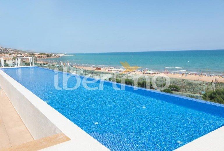 Appartement à Alcossebre pour 5 personnes dans complexe hôtelier avec piscine commune et vue latérale mer p0