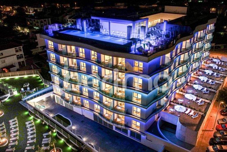 Appartement à Alcossebre pour 5 personnes dans complexe hôtelier avec piscine commune et vue latérale mer p3