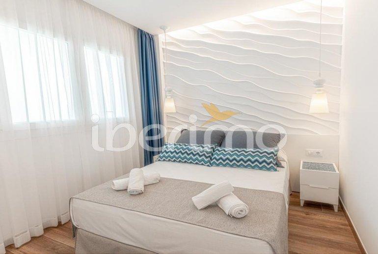 Appartement à Alcossebre pour 5 personnes dans complexe hôtelier avec piscine commune et vue latérale mer p13