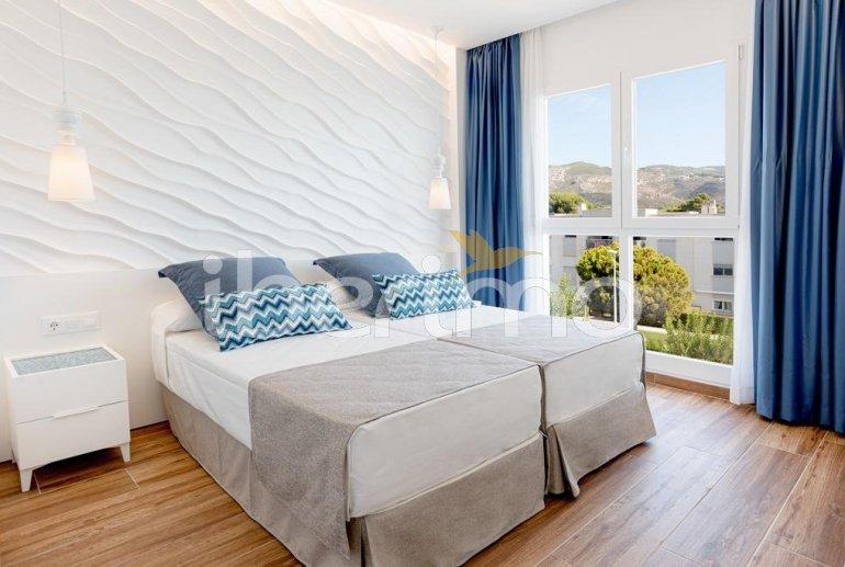 Appartement à Alcossebre pour 5 personnes dans complexe hôtelier avec piscine commune et vue latérale mer p14