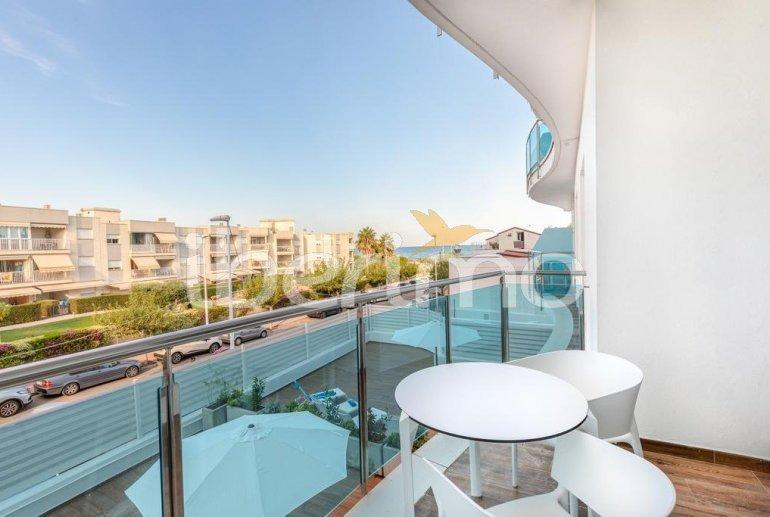 Appartement à Alcossebre pour 5 personnes dans complexe hôtelier avec piscine commune et vue latérale mer p6