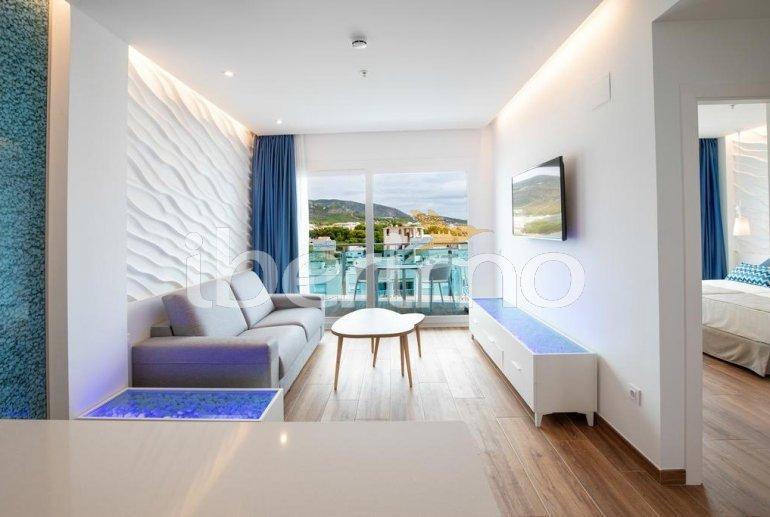 Appartement à Alcossebre pour 5 personnes dans complexe hôtelier avec piscine commune et vue latérale mer p8
