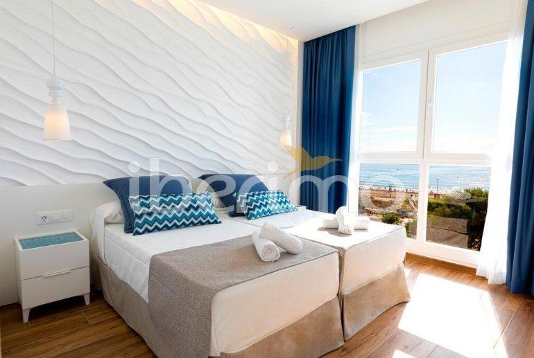 Appartement à Alcossebre pour 5 personnes dans complexe hôtelier avec piscine commune et vue frontale mer p12