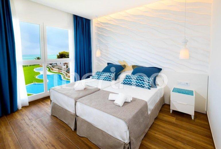 Appartement à Alcossebre pour 5 personnes dans complexe hôtelier avec piscine commune et vue frontale mer p11