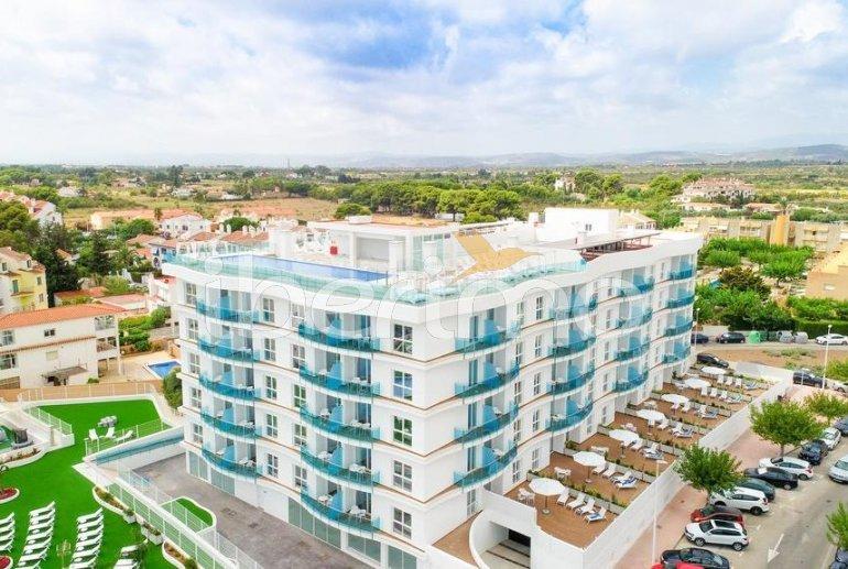 Appartement familial à Alcossebre pour 5 personnes dans complexe hôtelier avec piscine commune et vue directe mer p37
