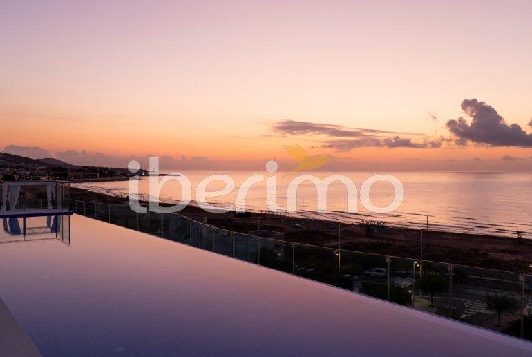 Appartement familial à Alcossebre pour 5 personnes dans complexe hôtelier avec piscine commune et vue directe mer p23