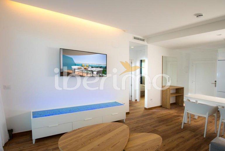Appartement familial à Alcossebre pour 5 personnes dans complexe hôtelier avec piscine commune et vue directe mer p8