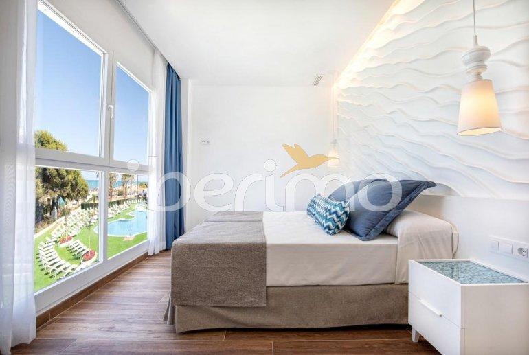 Appartement familial à Alcossebre pour 5 personnes dans complexe hôtelier avec piscine commune et vue directe mer p10