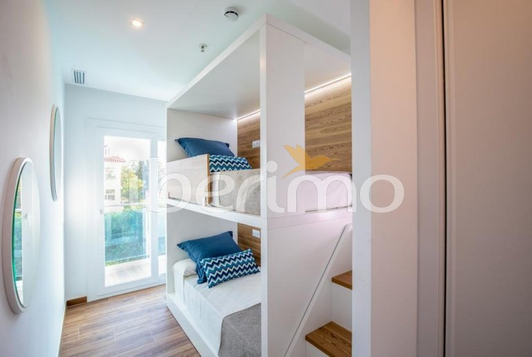 Appartement familial à Alcossebre pour 5 personnes dans complexe hôtelier avec piscine commune et vue directe mer p11