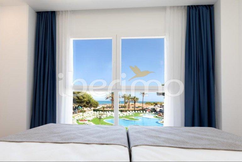 Appartement familial à Alcossebre pour 5 personnes dans complexe hôtelier avec piscine commune et vue directe mer p12