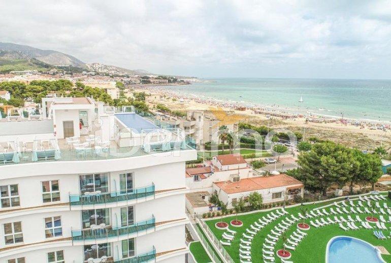 Appartement familial à Alcossebre pour 5 personnes dans complexe hôtelier avec piscine commune et vue directe mer p38