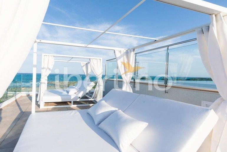 Appartement familial à Alcossebre pour 5 personnes dans complexe hôtelier avec piscine commune et vue directe mer p17