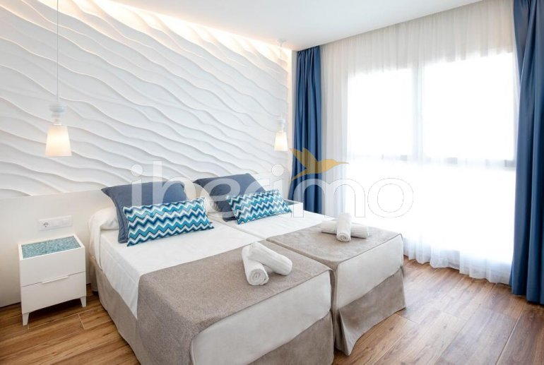 Appartement à Alcossebre pour 5 personnes dans complexe hôtelier avec piscine commune, grande terrasse en front de mer p14