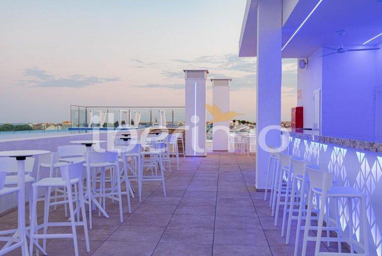 Appartement à Alcossebre pour 5 personnes dans complexe hôtelier avec piscine commune, grande terrasse en front de mer p22