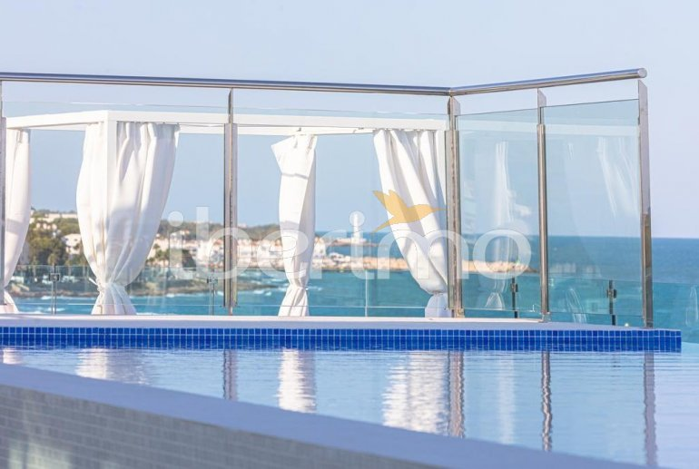 Appartement à Alcossebre pour 5 personnes dans complexe hôtelier avec piscine commune, grande terrasse en front de mer p21