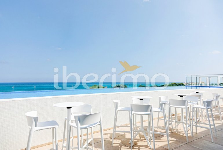 Appartement à Alcossebre pour 5 personnes dans complexe hôtelier avec piscine commune, grande terrasse en front de mer p23