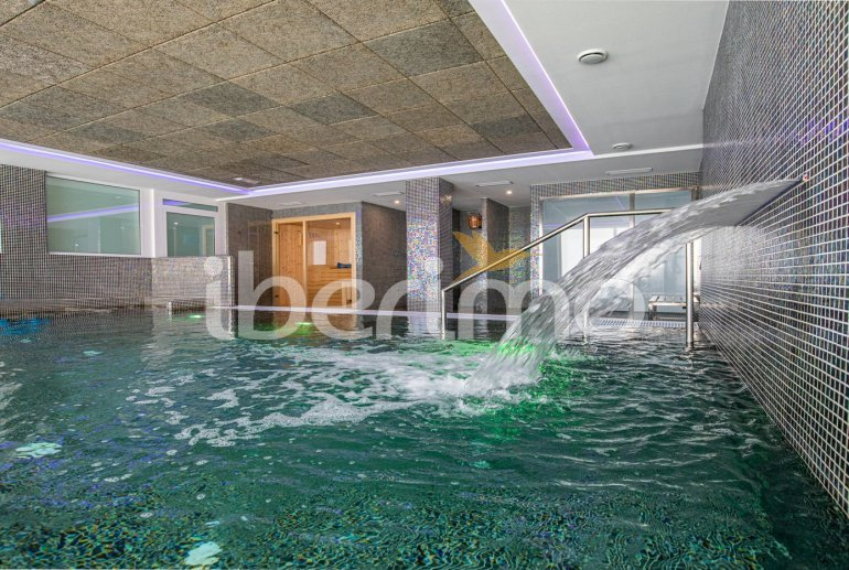 Appartement à Alcossebre pour 5 personnes dans complexe hôtelier avec piscine commune, grande terrasse en front de mer p27