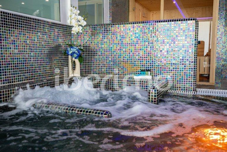 Appartement à Alcossebre pour 5 personnes dans complexe hôtelier avec piscine commune, grande terrasse en front de mer p31