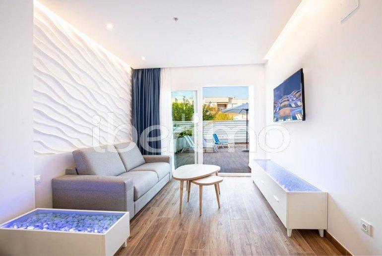 Appartement à Alcossebre pour 5 personnes dans complexe hôtelier avec piscine commune, grande terrasse en front de mer p9