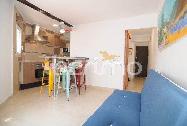 Appartement   à Blanes pour 3 personnes avec lave-linge et proche mer p4
