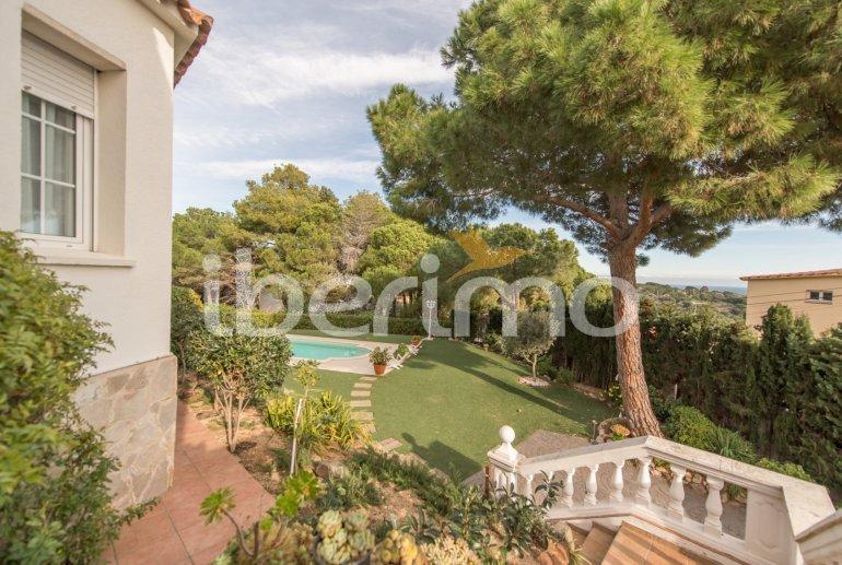 Villa   à Sant Vicenç de Montalt pour 10 personnes avec piscine privée p3