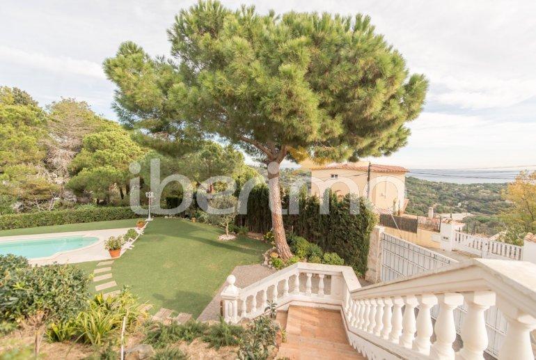 Villa   à Sant Vicenç de Montalt pour 10 personnes avec piscine privée p36