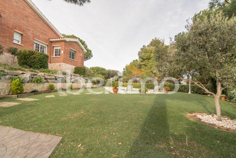 Villa   à Sant Vicenç de Montalt pour 10 personnes avec piscine privée p41