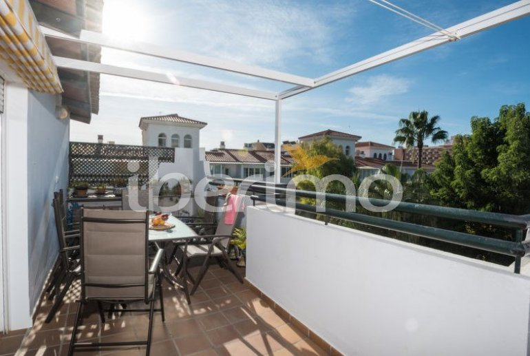 Appartement   à Torremolinos pour 7 personnes avec piscine commune p4