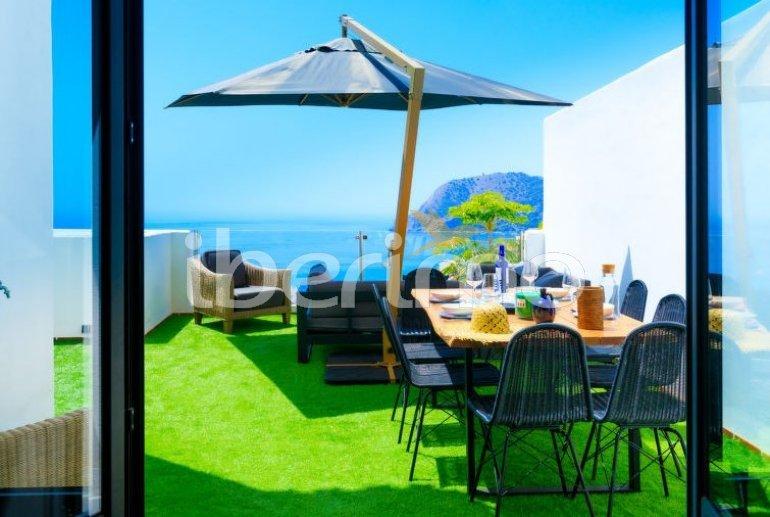 Villa   à La Herradura pour 6 personnes avec piscine commune p1