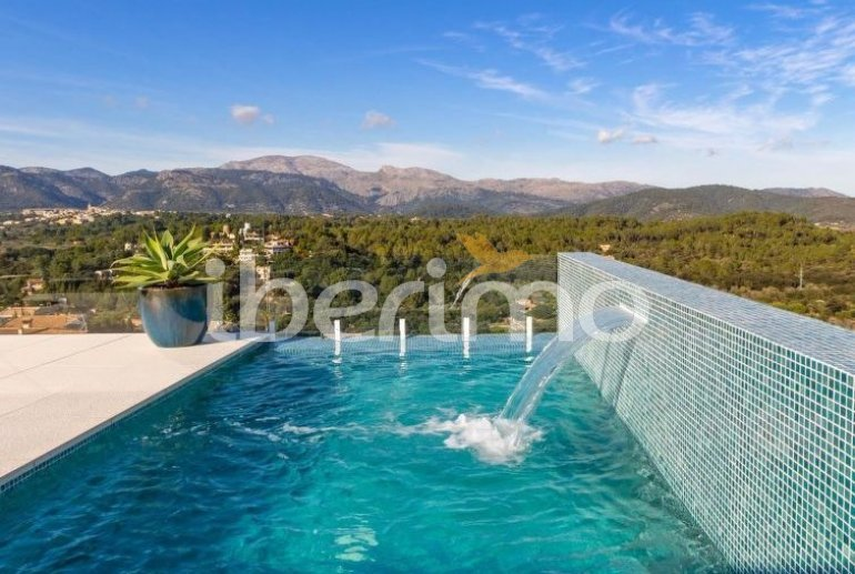 Villa   à Búger pour 8 personnes avec piscine privée p1
