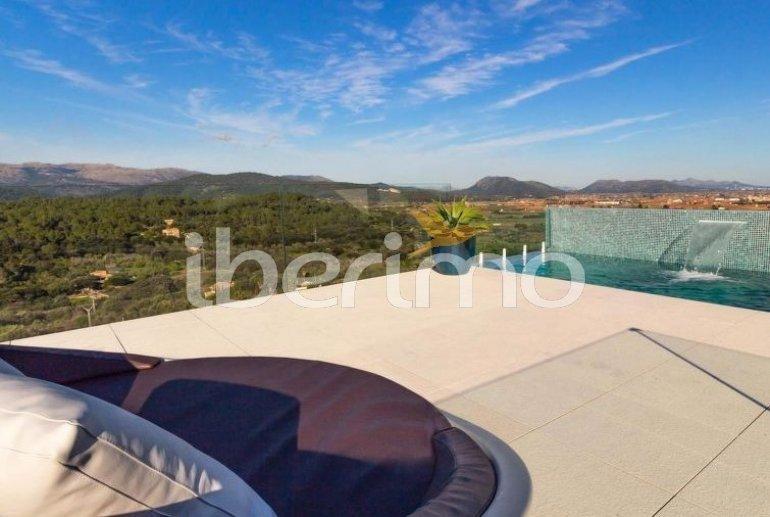Villa   à Búger pour 8 personnes avec piscine privée p4