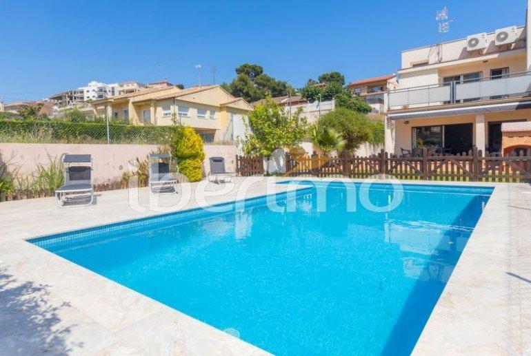 Villa   à Segur de Calafell pour 7 personnes avec piscine privée p0