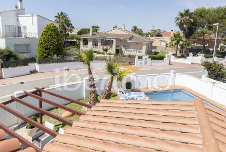 Villa   à Deltebre  -  Riumar pour 9 personnes avec piscine privée p3